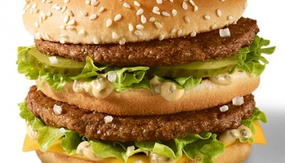 Běh a hamburgery: Jde to k sobě?