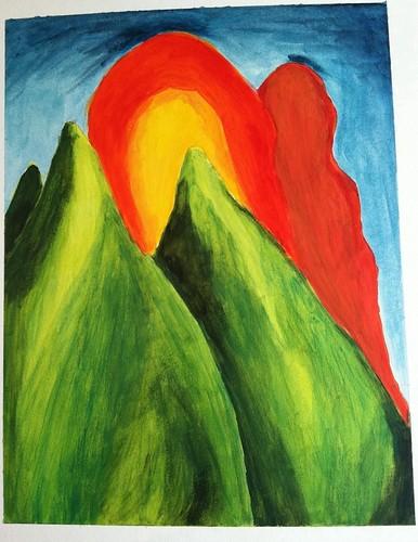 Georgia O'Keeffe copy