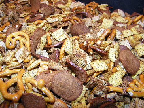 Corey's Chex Mix