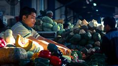Vendor, Fruit & Veg Market, Deira, Dubai