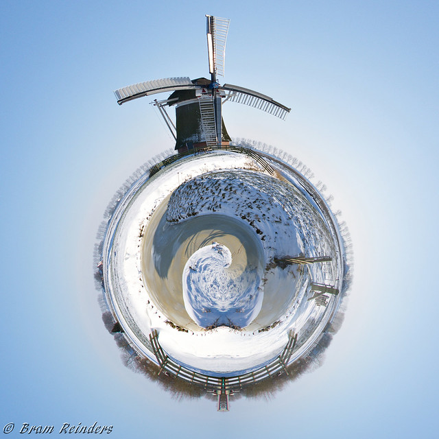 Hoeksmeer (Little planet)