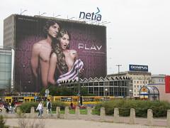 Advertising in Warszawa