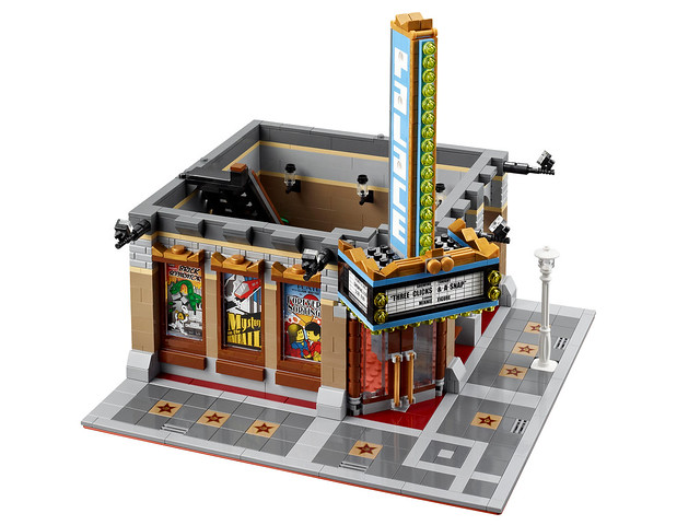 LEGO Creator Expert 10232 - Palace Cinema -Detail 08