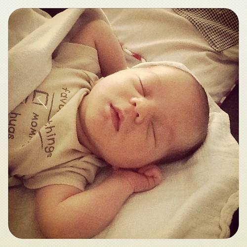 Born cute.