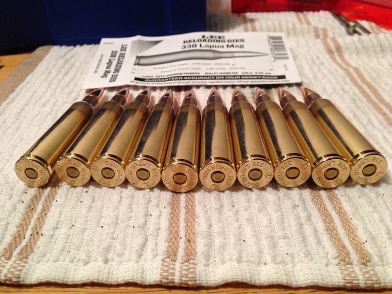 My First 338 Lapua Reloads | Sniper's Hide Forum