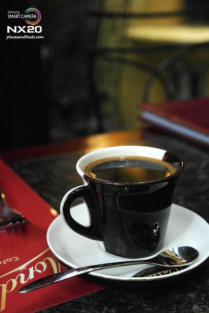 mondo cafe coffee