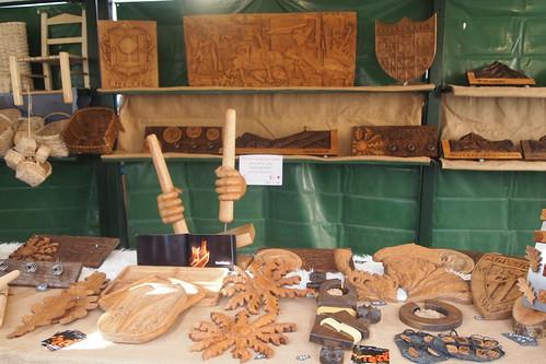 Artesan a en madera abadi o bizkaia las miradas de for Artesanias en madera
