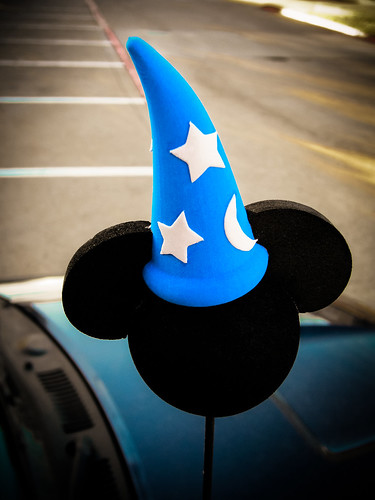 P52: Week 5 - Mickey Wizard Antenna Ball II