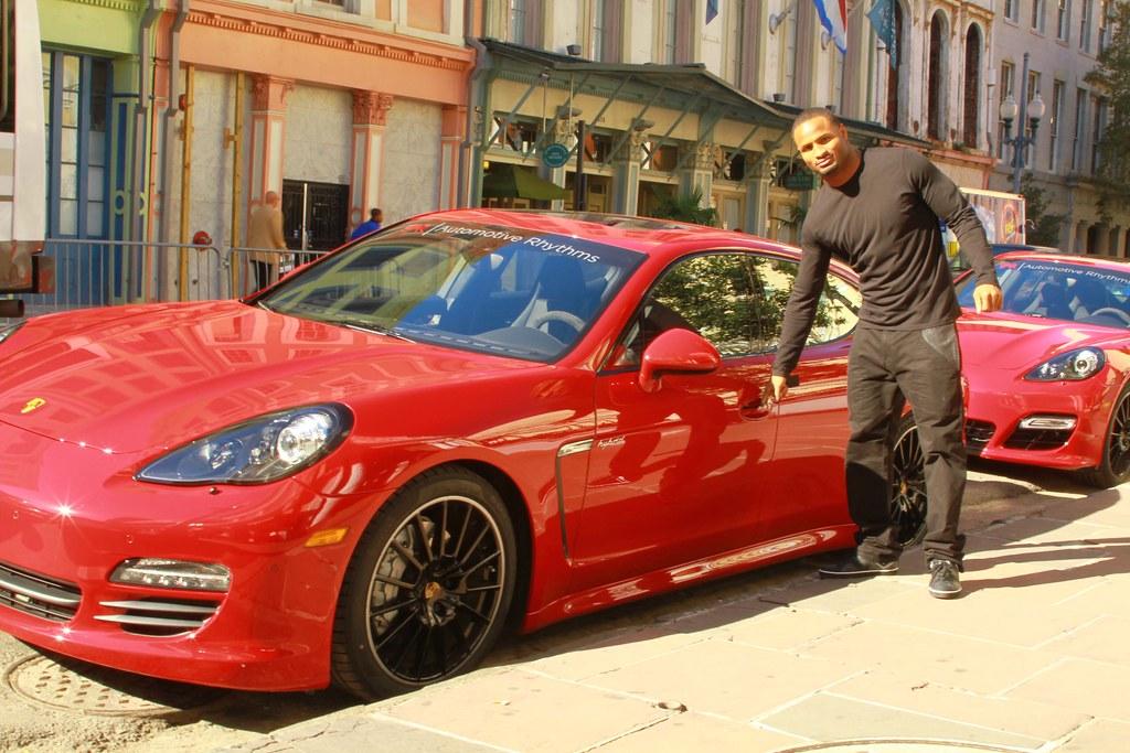 Porsche Super Bowl XLVII Experience