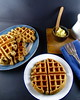 Thumbnail image for Waffle Wednesday: Whole Grain Waffles