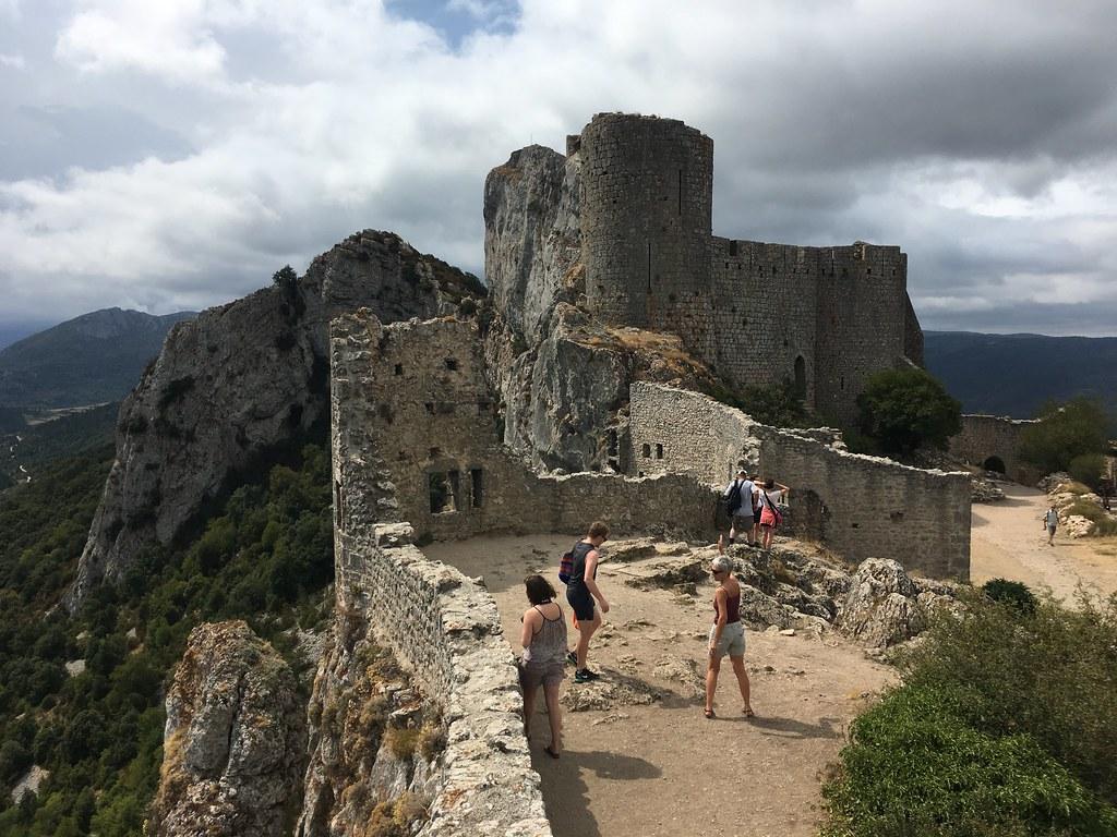 Turismo Peyrepertuse
