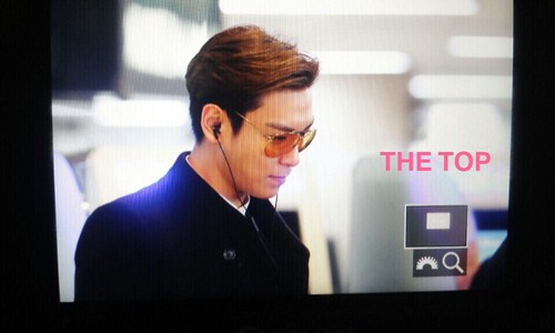 TOP - Gimpo Airport - 27feb2015 - The TOP - 02