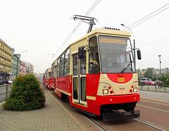 Trams parade