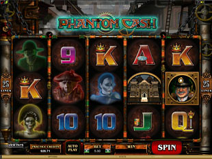 Phantom Cash slot game online review