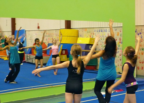 Gymnastics Clinic Red Deer