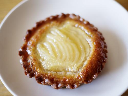 10-11 pear tart