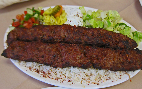Adana Kebab - Sultan Kebab