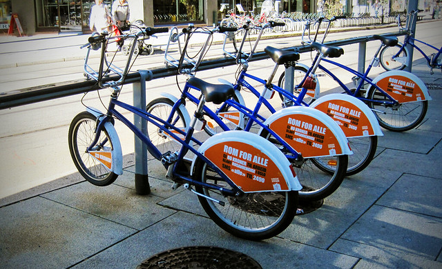 Oslo bike share