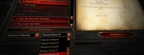 Diablo 3: Monster Power Feature Included In 1.0.5 Update
