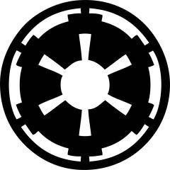 imperial star wars logo