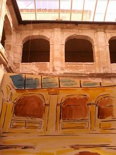 Palacio Ducal s. XVI, Cupula