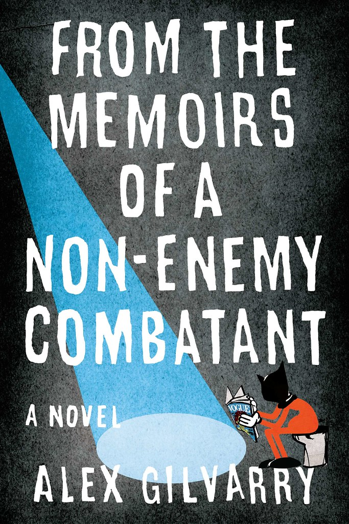 Book Cover - Memoirs of a Non-Enemy Combatant