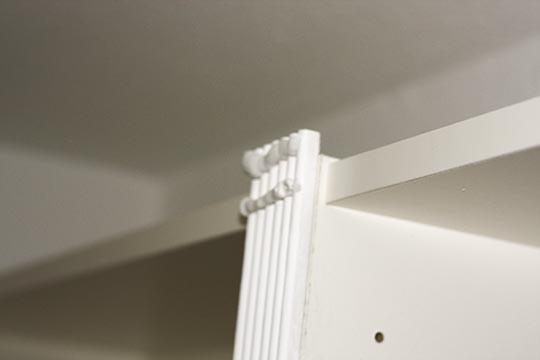 BookshelvesGlueMolding