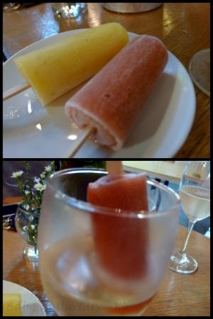 Prosecco Pop - Rosy Mango & Watermelon Fizz