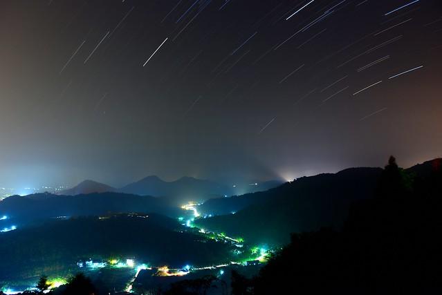 五城星軌 Star Trails