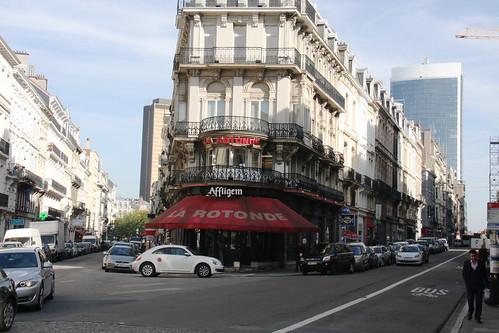 La Rotunde, Brussels