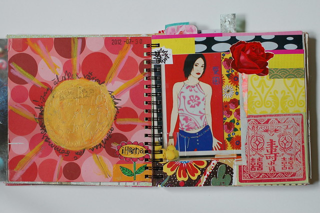 Smart Journal #1 Asia inspired