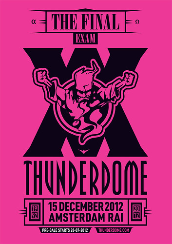 cyberfactory 2012 thunderdome xx final exam rai amsterdam holland netherlands