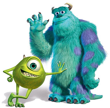 Mike & Sulley - 2012 - Inspiration (1)