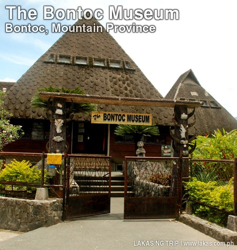 The Bontoc Museum at Bontoc, Mountain Province