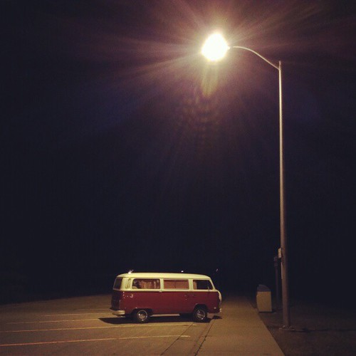 When we close our eyes at night, the light keeps on burning. #vw #volkswagen #bus