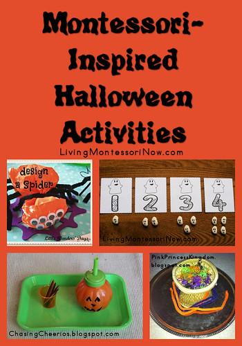 Montessori-Inspired Halloween Activities