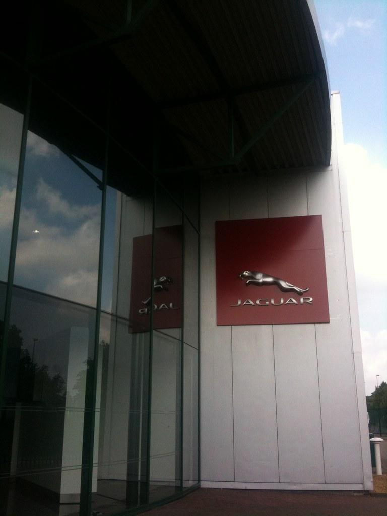 Showroom de Jaguar