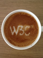 Today's latte, World Wide Web Consortium (W3C).
