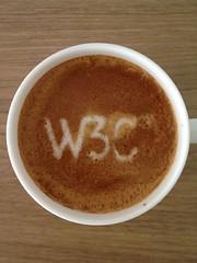 Today's latte, World Wide Web Consortium (W3C).