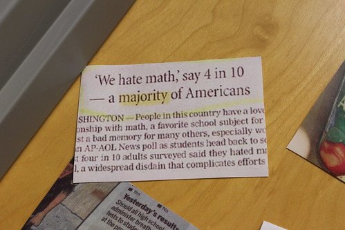 1:46 PM: Math Professor's Door Is Covered In Epic Math Failures