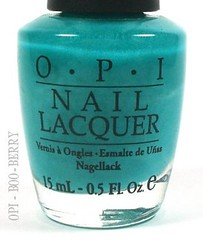 OPI Boo-Berry