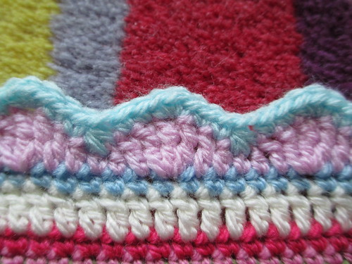 Little Woollie inspired cushion