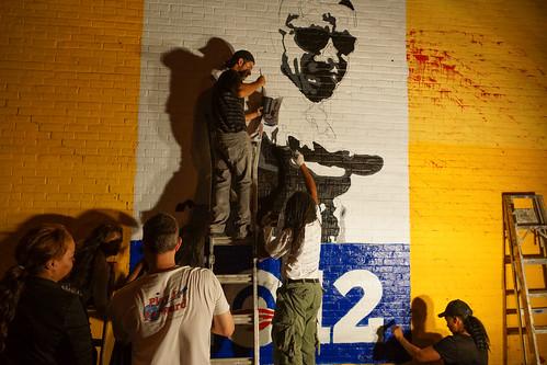 Obama Wall 1