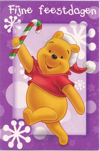 Winnie the Pooh Merry Christmas