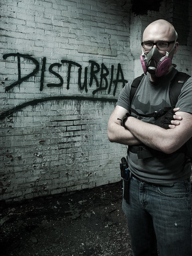 Disturbia by kenfagerdotcom