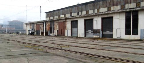 Sacramento Railyards before (courtesy of ULI)
