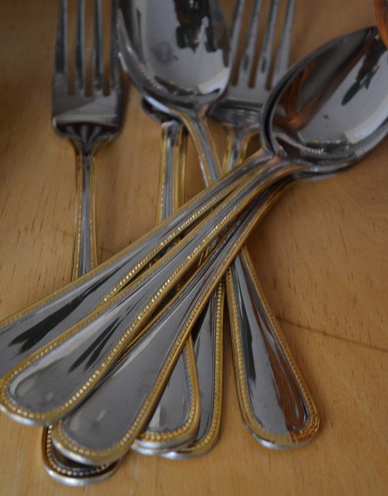 Choose Pretty Silverware