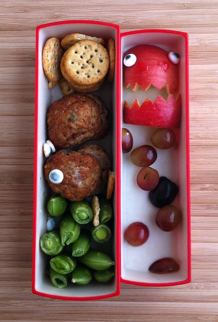 Uneaten Preschool Bento #347