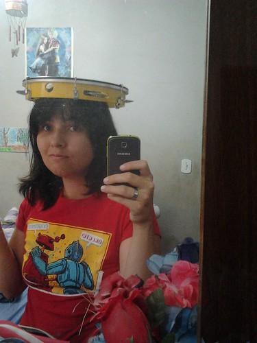 Pandeiro hat