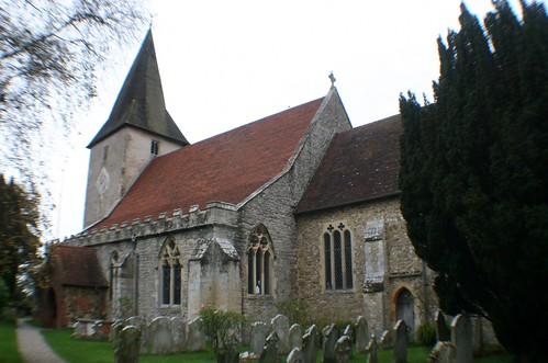 Holy Trinity Church, Bosham, England